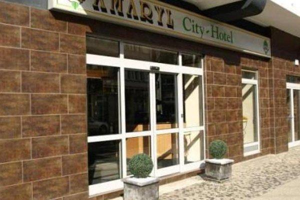 Amaryl City-Hotel - фото 16