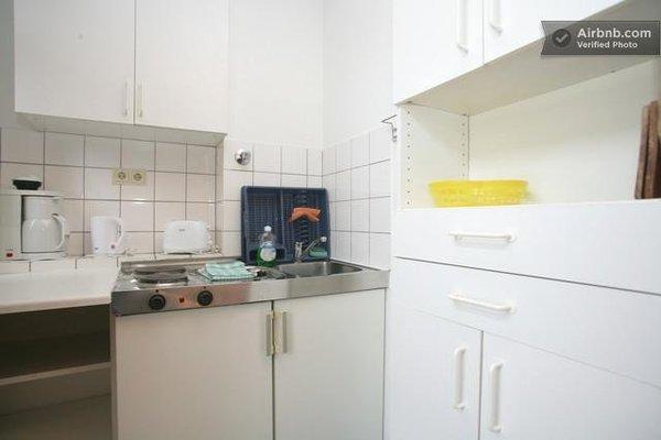ApartHotel Landhaus Lichterfelde - фото 10