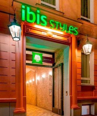ibis Styles Berlin City Ost - фото 15