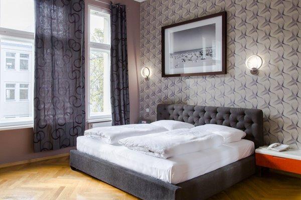 Hotel Residenz Begaswinkel - фото 2