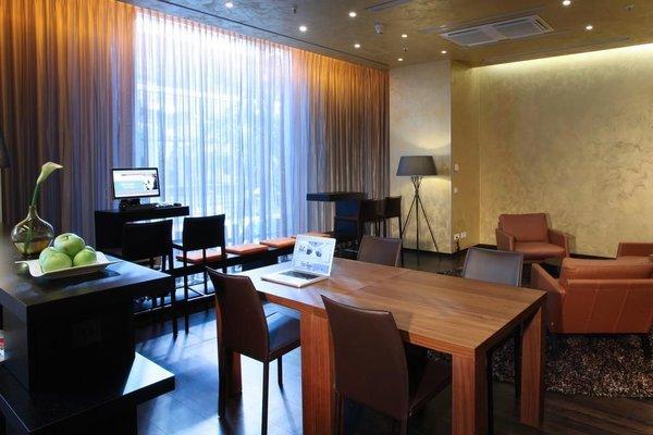 Lindner Hotel AM KU'DAMM Berlin - фото 19
