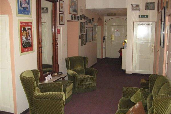 Hotel Pension Waizenegger am Kurfurstendamm - фото 14