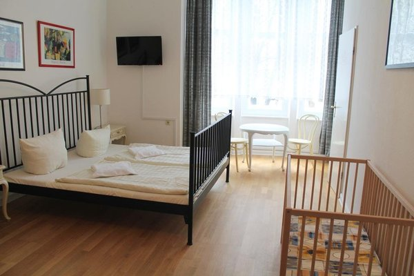 Hotel Pension Waizenegger am Kurfurstendamm - фото 7