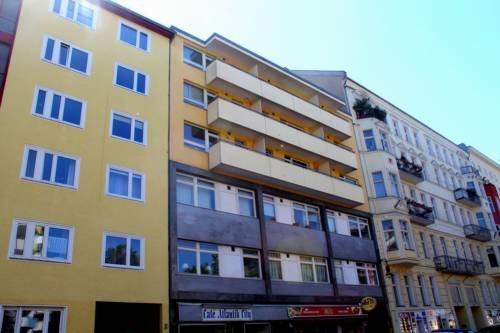 City Lodging Apartments - фото 23