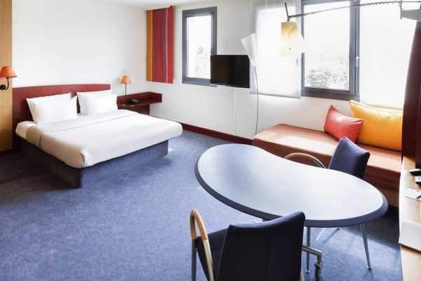 Novotel Suites Berlin City Potsdamer Platz - фото 1