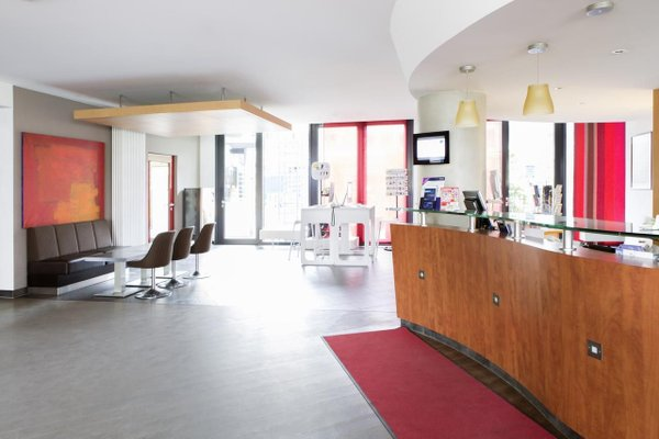 Novotel Suites Berlin City Potsdamer Platz - фото 13