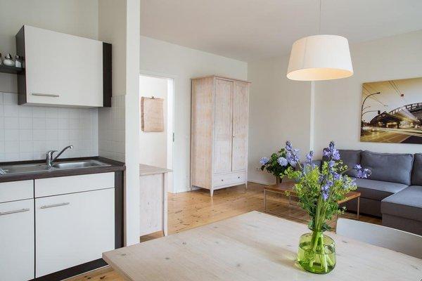 Schoenhouse Apartments - фото 18