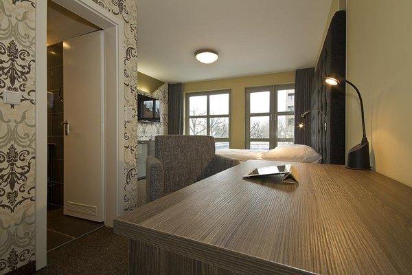 Residenz 2000 Aparthotel - фото 4