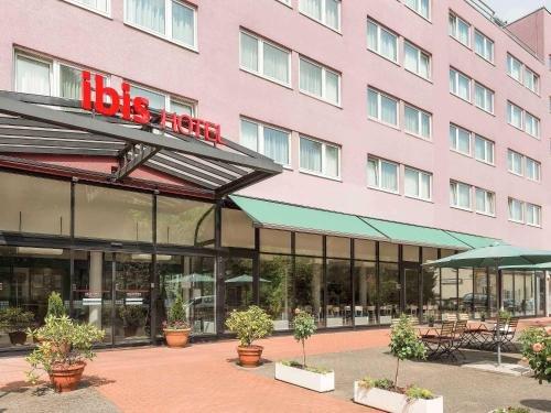 ibis Hotel Berlin Airport Tegel - фото 22