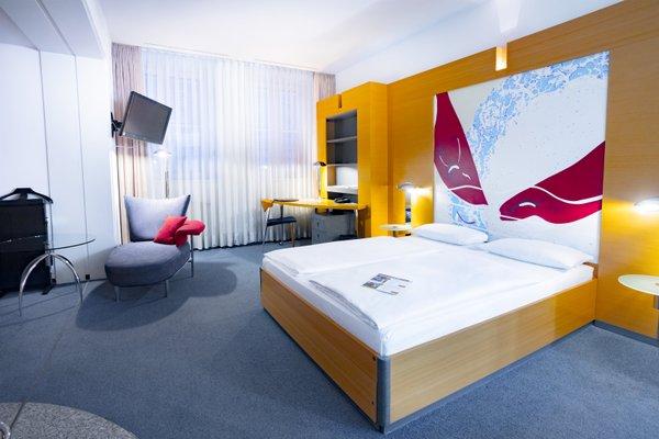 Novum Select Hotel Berlin Ostbahnhof - фото 2