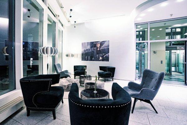 Novum Select Hotel Berlin Ostbahnhof - фото 4