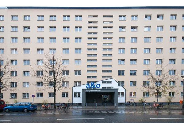 A&O Berlin Mitte - фото 22