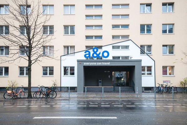 A&O Berlin Mitte - фото 23