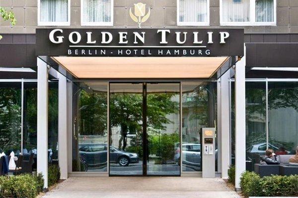 Golden Tulip Berlin Hotel Hamburg - фото 21