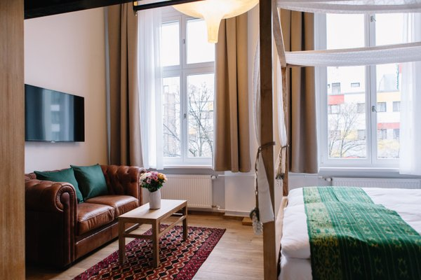 Hotel Altberlin am Potsdamer Platz - фото 5