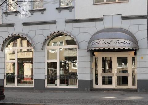 Hotel Graf Puckler - фото 19