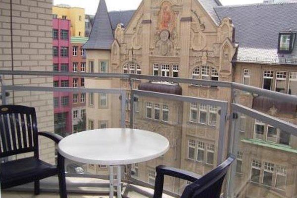 TopDomizil Apartments Checkpoint Plaza - фото 10