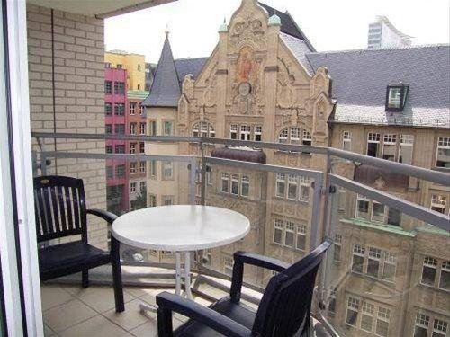 TopDomizil Apartments Checkpoint Plaza - фото 11