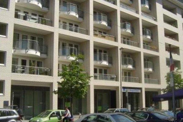 TopDomizil Apartments Checkpoint Plaza - фото 15