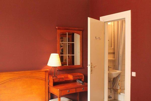 Hotel-Maison Am Olivaer Platz - фото 11