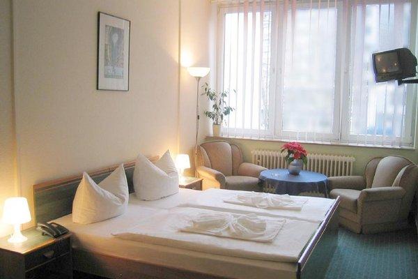 City-Hotel Ansbach am Kurfurstendamm - фото 2
