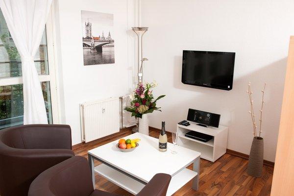Apartments am Brandenburger Tor - фото 4