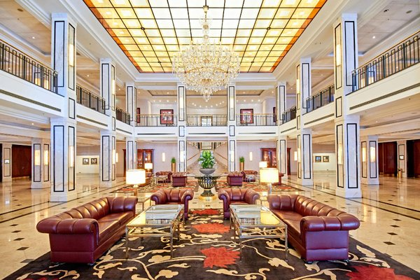 Отель Maritim Berlin - фото 14
