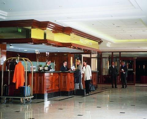 Отель Maritim Berlin - фото 19
