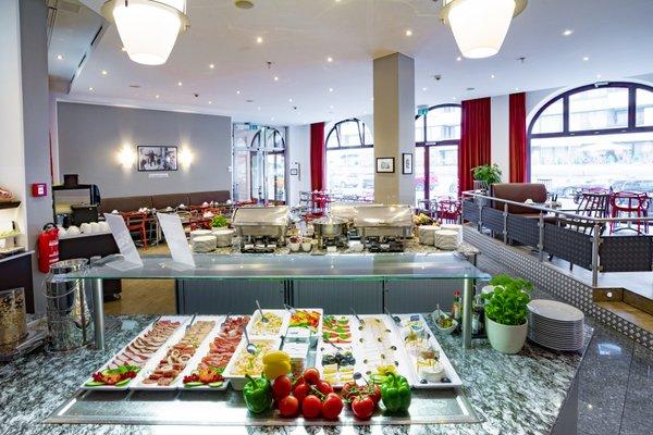 Novum Select Hotel Berlin Checkpoint Charlie - фото 10