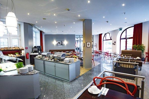 Novum Select Hotel Berlin Checkpoint Charlie - фото 11