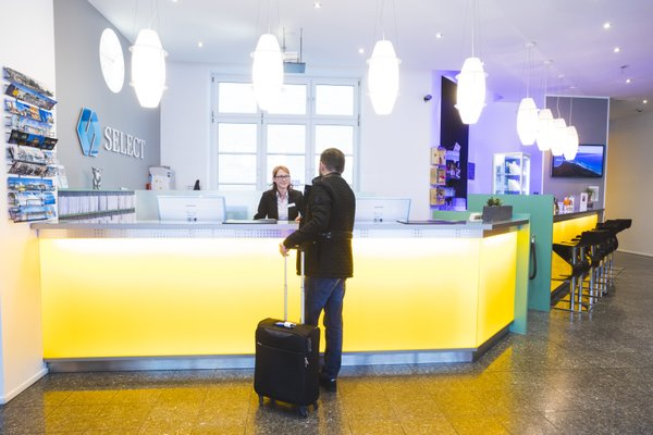 Novum Select Hotel Berlin Checkpoint Charlie - фото 12