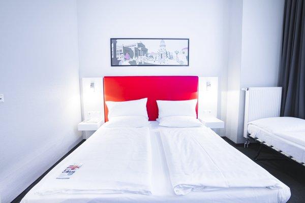 Novum Select Hotel Berlin Checkpoint Charlie - фото 2