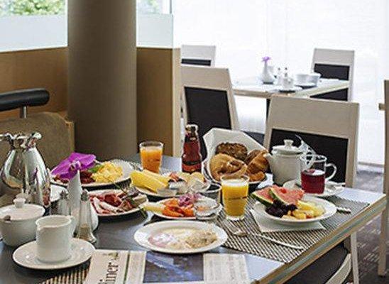 Mercure Hotel Berlin City - фото 10