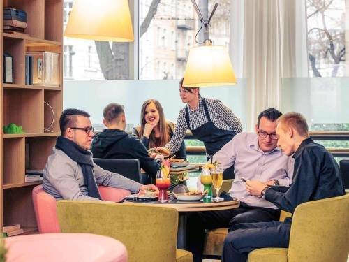 Mercure Hotel Berlin City - фото 13