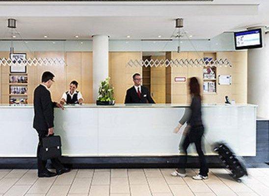 Mercure Hotel Berlin City - фото 14