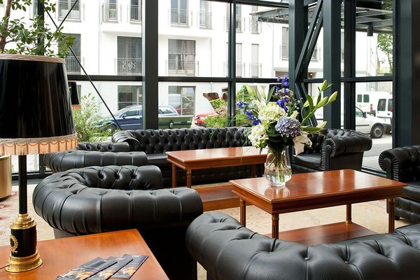 Victor's Residenz-Hotel Berlin - фото 6