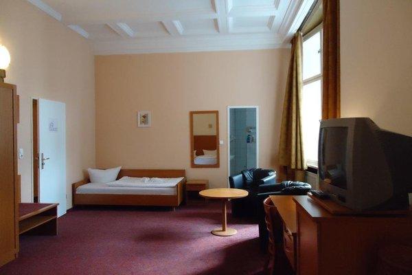 Hotel Aster an der Messe - фото 7