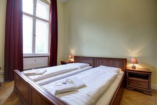 Hotel Pension Bernstein am Kurfurstendamm - фото 4