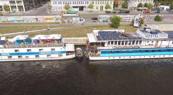 Eastern Comfort Hostel Boat - фото 16