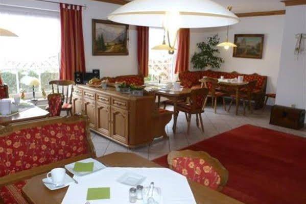 Hotel-Pension Birkensteiner Hof - фото 9
