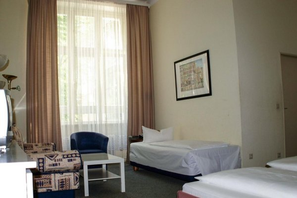 Hotel-Pension Dittberner - фото 9