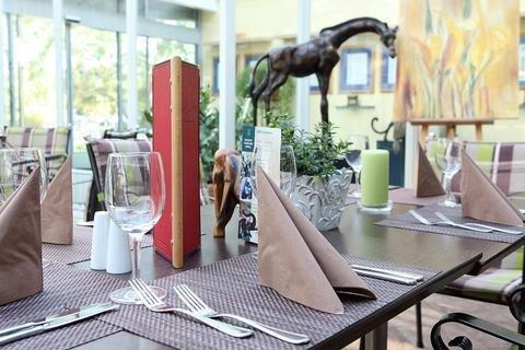 ABACUS Tierpark Hotel - фото 18