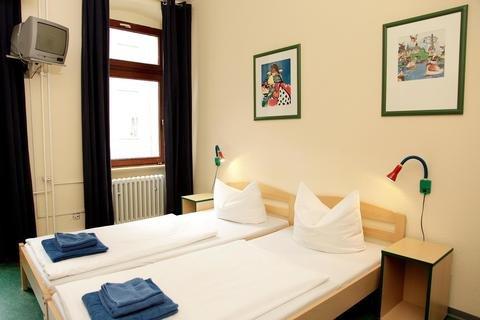 acama Hotel & Hostel Schoneberg - фото 21