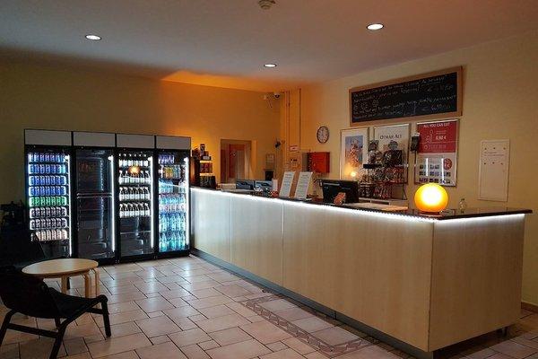 acama Hotel & Hostel Schoneberg - фото 15