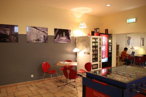 acama Hotel & Hostel Schoneberg - фото 17