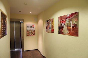 acama Hotel & Hostel Schoneberg - фото 18