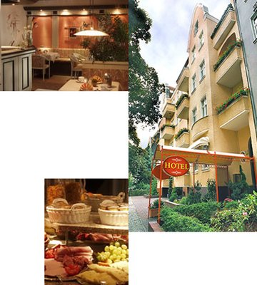 Hotel Alt - Tegel - фото 21