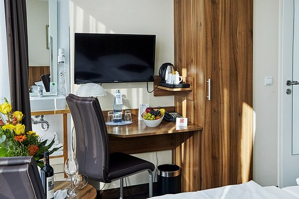 Best Western Hotel Berlin Mitte - фото 5