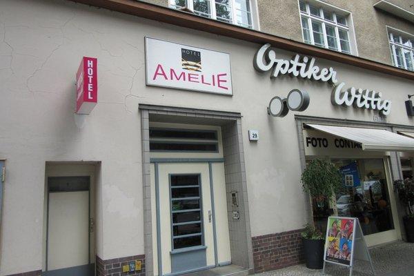 Hotel Amelie Berlin West - фото 19