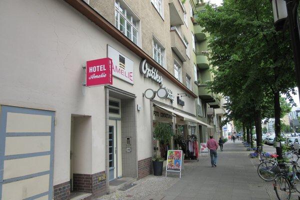 Hotel Amelie Berlin West - фото 22